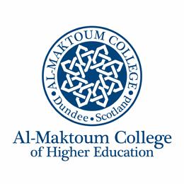 Al-Maktoum College of Higher Education Logo