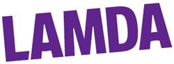 LAMDA (London Academy of Music & Dramatic Art) Logo