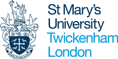St Mary's University Twickenham Logo