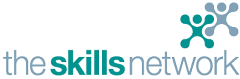 The Skills Network Logo