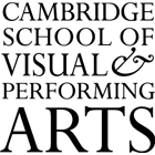 Cambridge School of Visual & Performing Arts logo