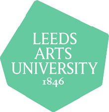 Leeds Arts University Logo
