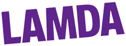 LAMDA (London Academy of Music & Dramatic Art) Logo