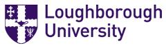 Department of Information Science, Loughborough University Logo