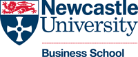 Newcastle University Business School, Newcastle University logo
