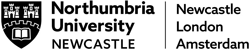 Northumbria University London Logo