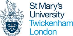 St Mary's University Twickenham Logo