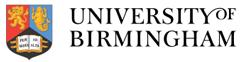 University of Birmingham Online Logo