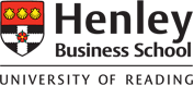 Henley Business School, University of Reading logo